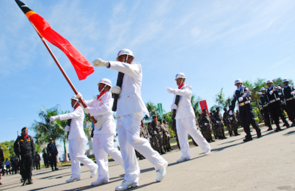 The Polícia Nacional de Timor-Leste (PNTL) celebrated its tenth anniversary over the weekend. Estab