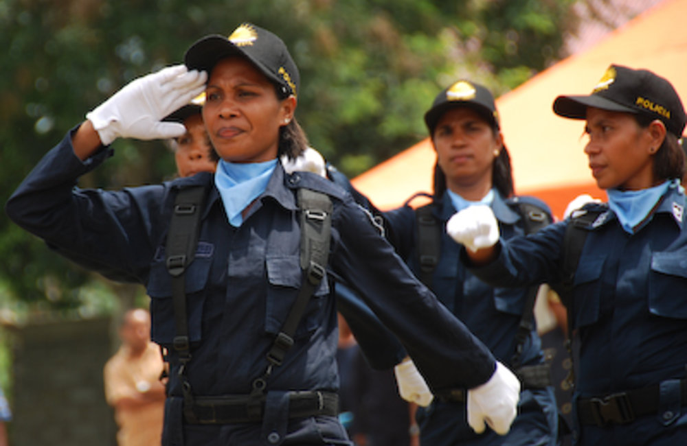 The Polícia Nacional de Timor-Leste (PNTL) have resumed primary responsibility for policing in Bauc
