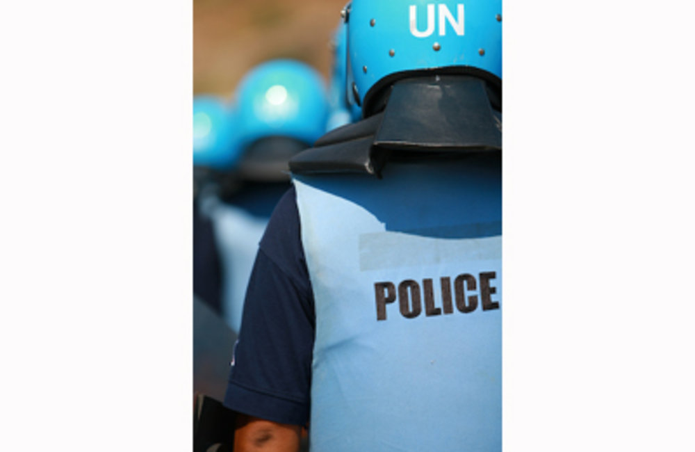 As of 26 May, 36 countries are contributing police officers to UNMIT. Of the total 1518 officers, 55