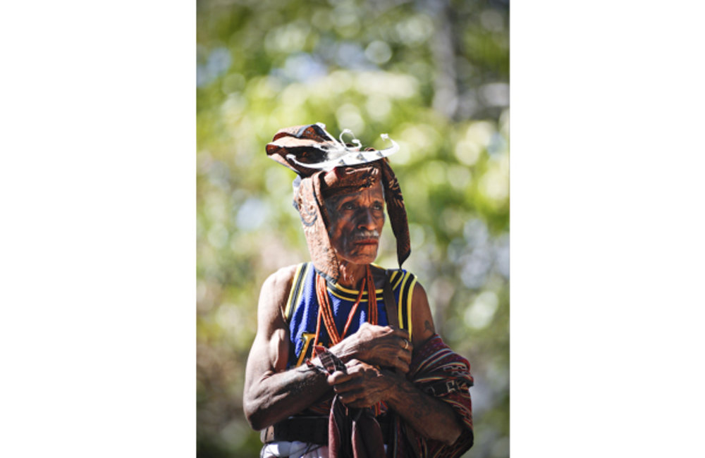 Today commemorates the International Day of the World's Indigenous People. Photo UNMIT/Bernardino So