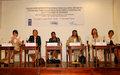 SRSG's speech - Open Day Dialogue with women representatives SCR1325
