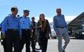 UN Police Adviser arrives to Timor-Leste