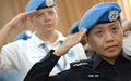 Secretary-General's message for the International Day of UN Peacekeepers