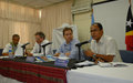 UNMIT Launches third human rights report on TL