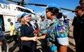 UN Police Adviser visits Baucau and Liquica Districts