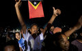 Ban hails Timor-Leste's 'impressive advances' on 10th independence anniversary