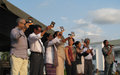 Timor Leste say NO to violence against women.