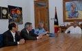 UN Police Adviser meets with President Horta