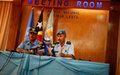 Joint UN Police and Polícia Nacional Timor-Leste press conference