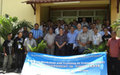 Timor-Leste and UN Wrap Up Second ICT Training Workshop and Discuss Future Capacity Building