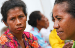 The voices and views of Timorese women, as well as their capacities, are fundamental and necessary f